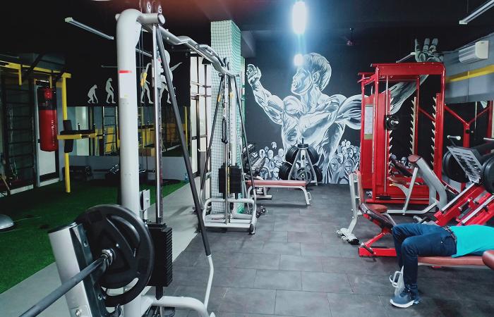 Oblique Fitness Sector 19 Dwarka
