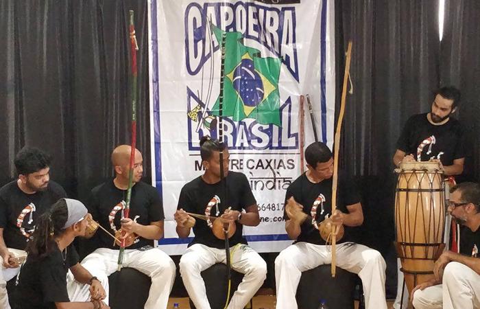 Capoeira Brasil Pune Kalyani Nagar
