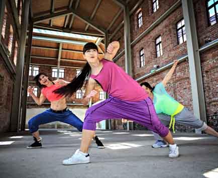 Neon Dance Crew Laxmi Nagar