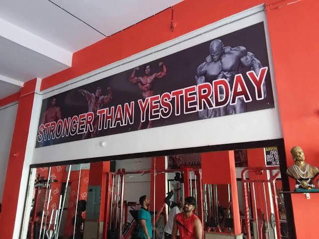 Sk Fitness Club Kopar Khairane