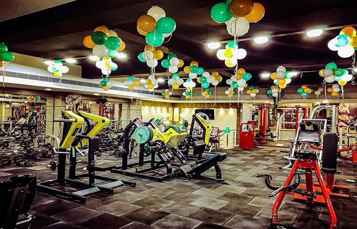 Rdx Gym Deepali Chowk
