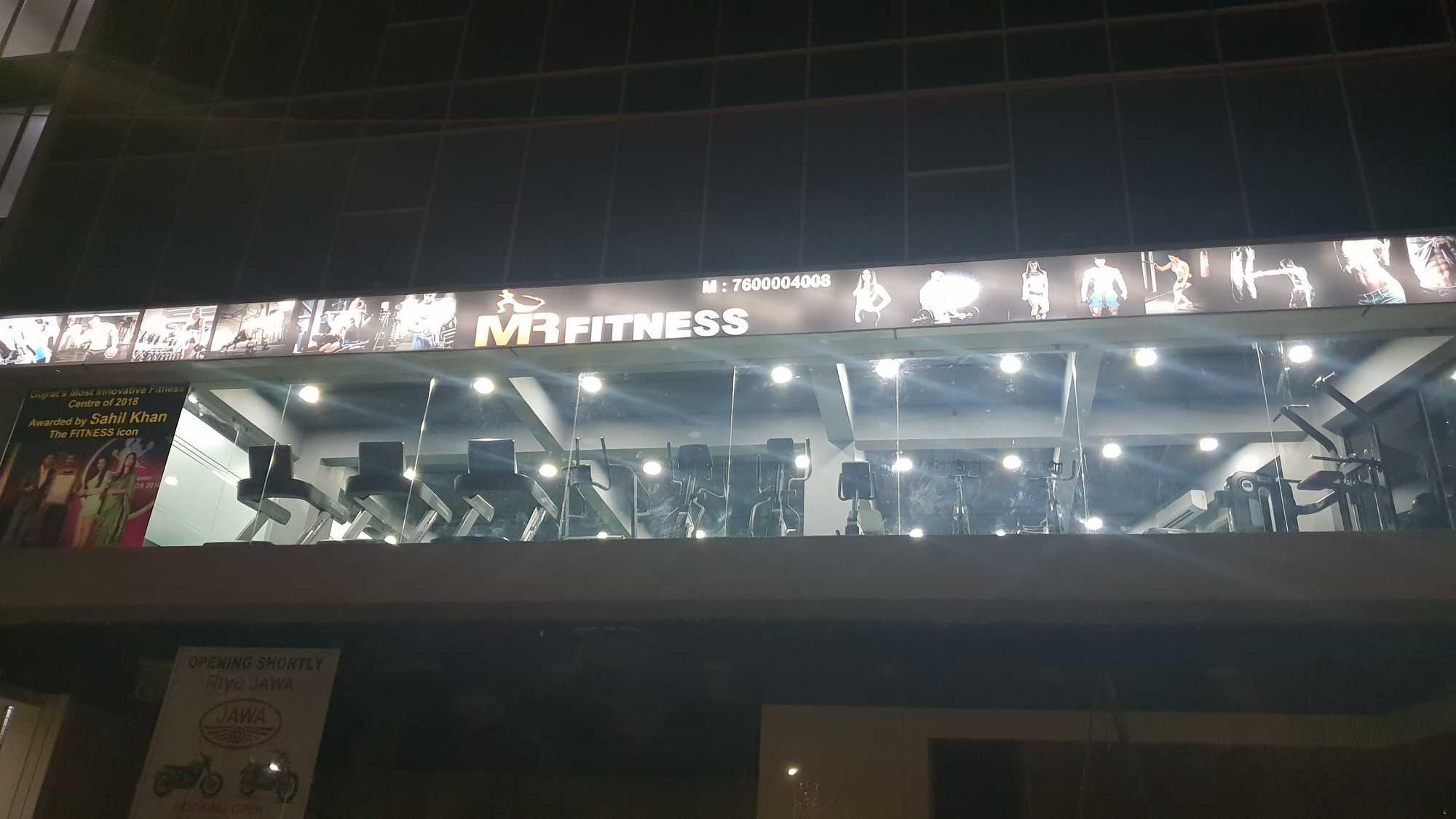 MR Fitness Navrangpura