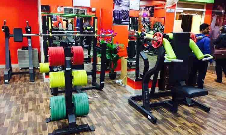 The Fitness First Gym Gachibowli