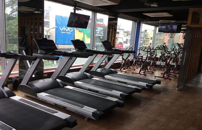 FitNest Gym Lajpat Nagar Part 2