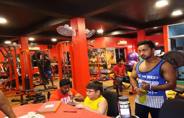 Rayan's Muscle Unit Ultadanga