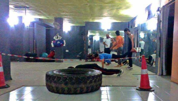 Knockout Fight Club Karkardooma