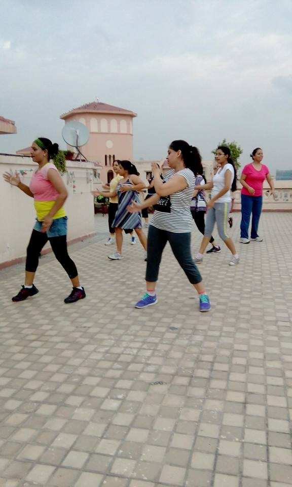Anjali Thukral Fitness And Beyond DLF Phase 2 Gurgaon
