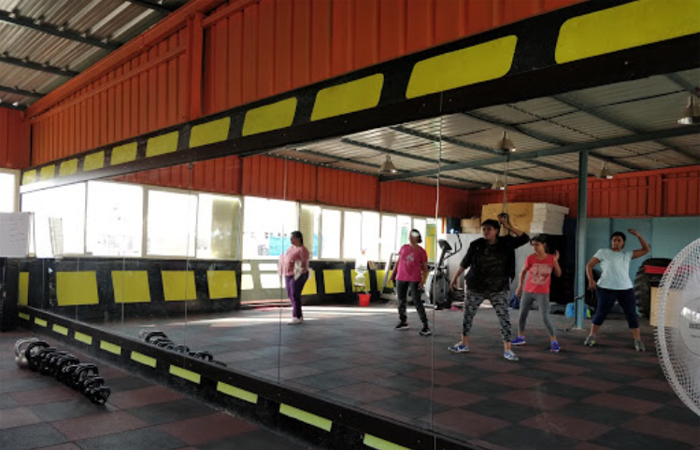 Fitness Pro Horamavu