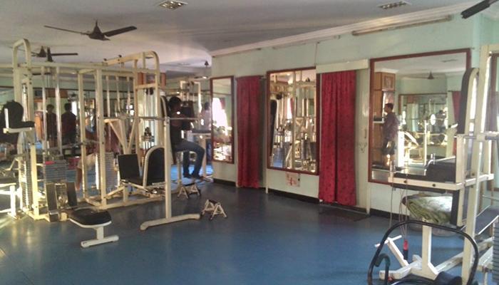 Muscle Fitness Studio Nampally