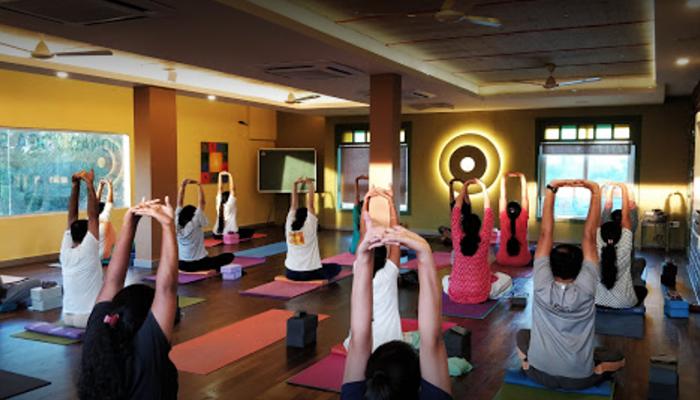 Monad The Yoga Studio Besant Nagar