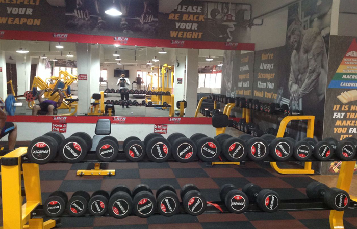 Afa Gym Shahpur - Old City