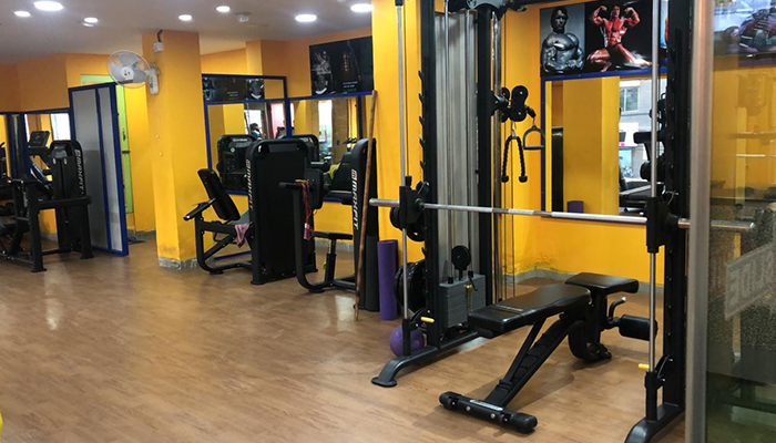 Fk Gym Himayath Nagar