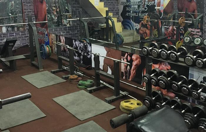 Addition Gym Mansarovar