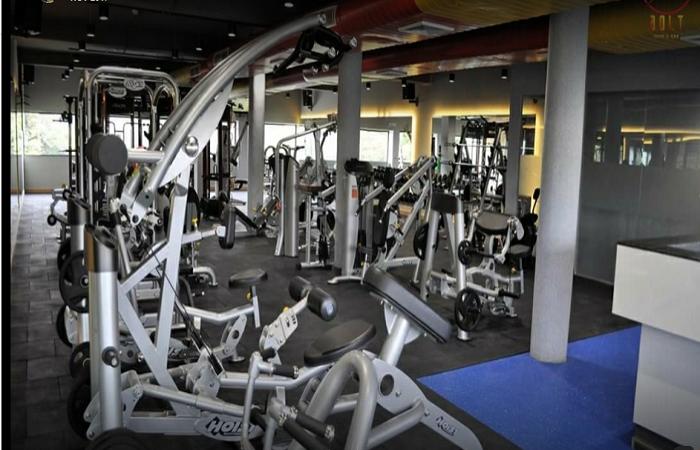 Bolt Gym & Spa Sector 22c