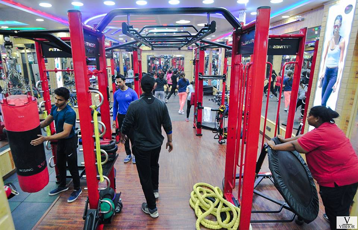 Butterfly Gym & Fitness Academy East Patel Nagar