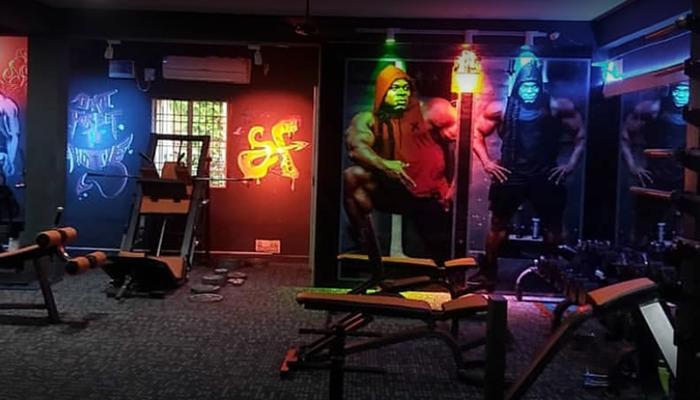 Shredded Society Fitness Studio Porur