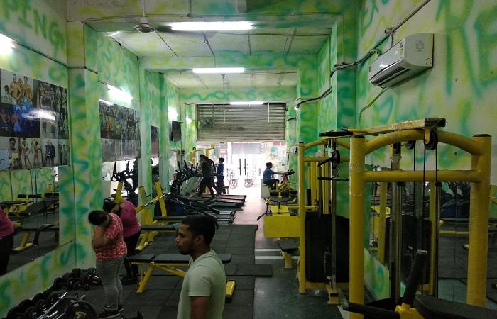 Fitness Punch Paharganj