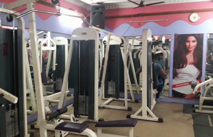 V Fitness Ameerpet