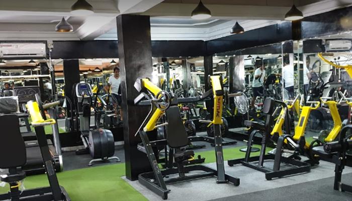 F2 Fitness Fusion Gym Banjara Hills