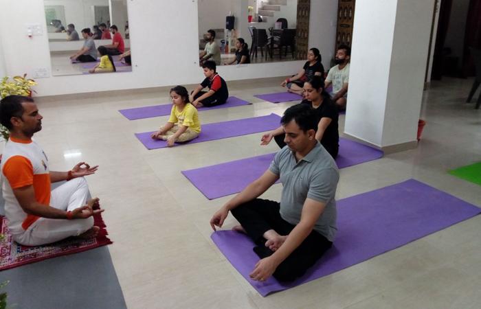Aarogyadaynee Yoga School Sector 46 Gurgaon