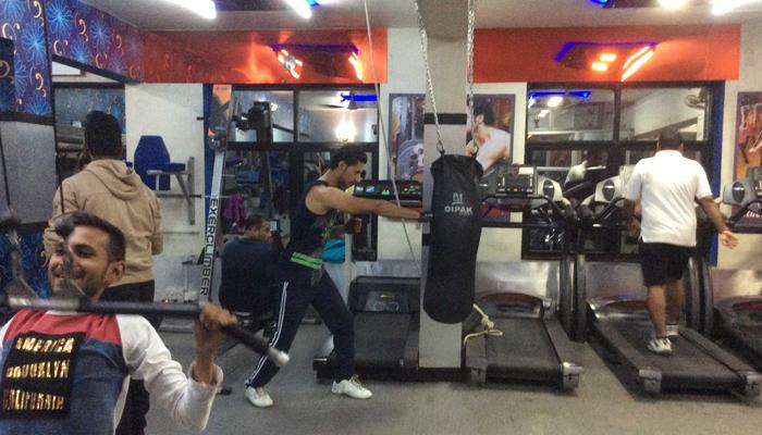 Arm Brust Gym Wanwadi
