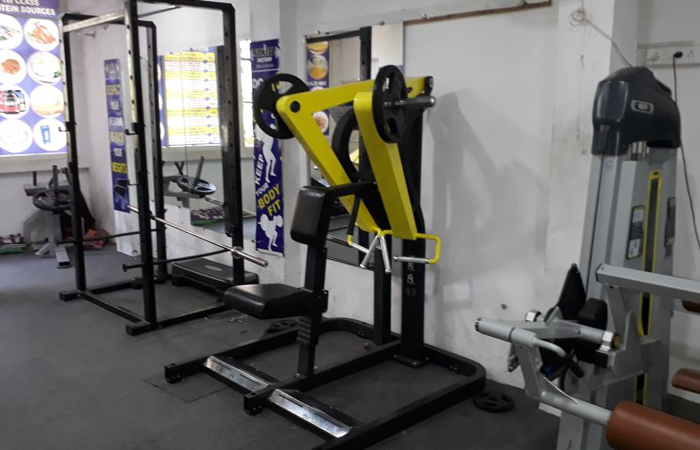 Fitness Factory Khanpur - Old City