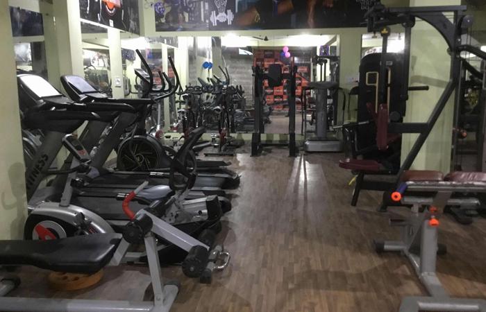 Fitness Myantra Sector 15 Noida