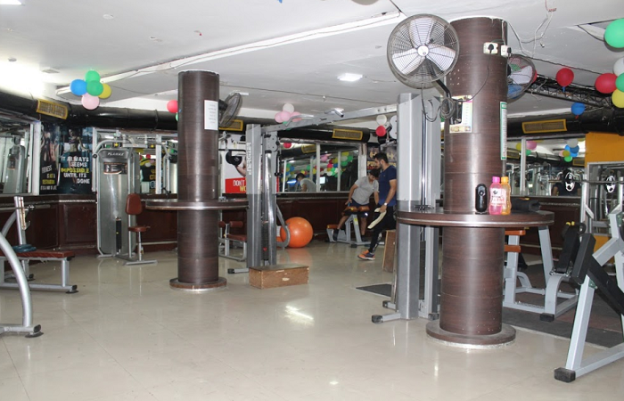 Fitness Plus Sector 5 Mdc