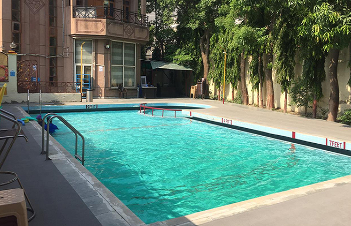 Fitso SEALs Swimming Academy Riverside Club Mayur Vihar