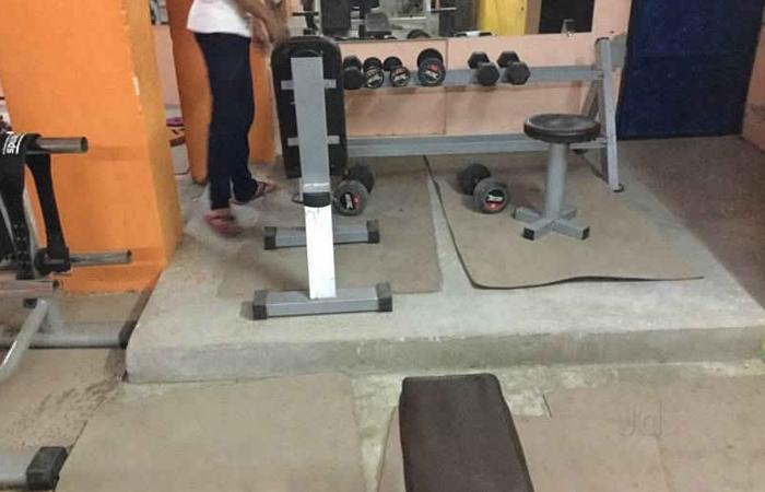 Body Temple Gym Tonk Phatak