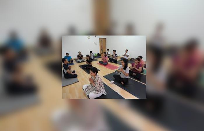 The Yoga Guru Pitampura