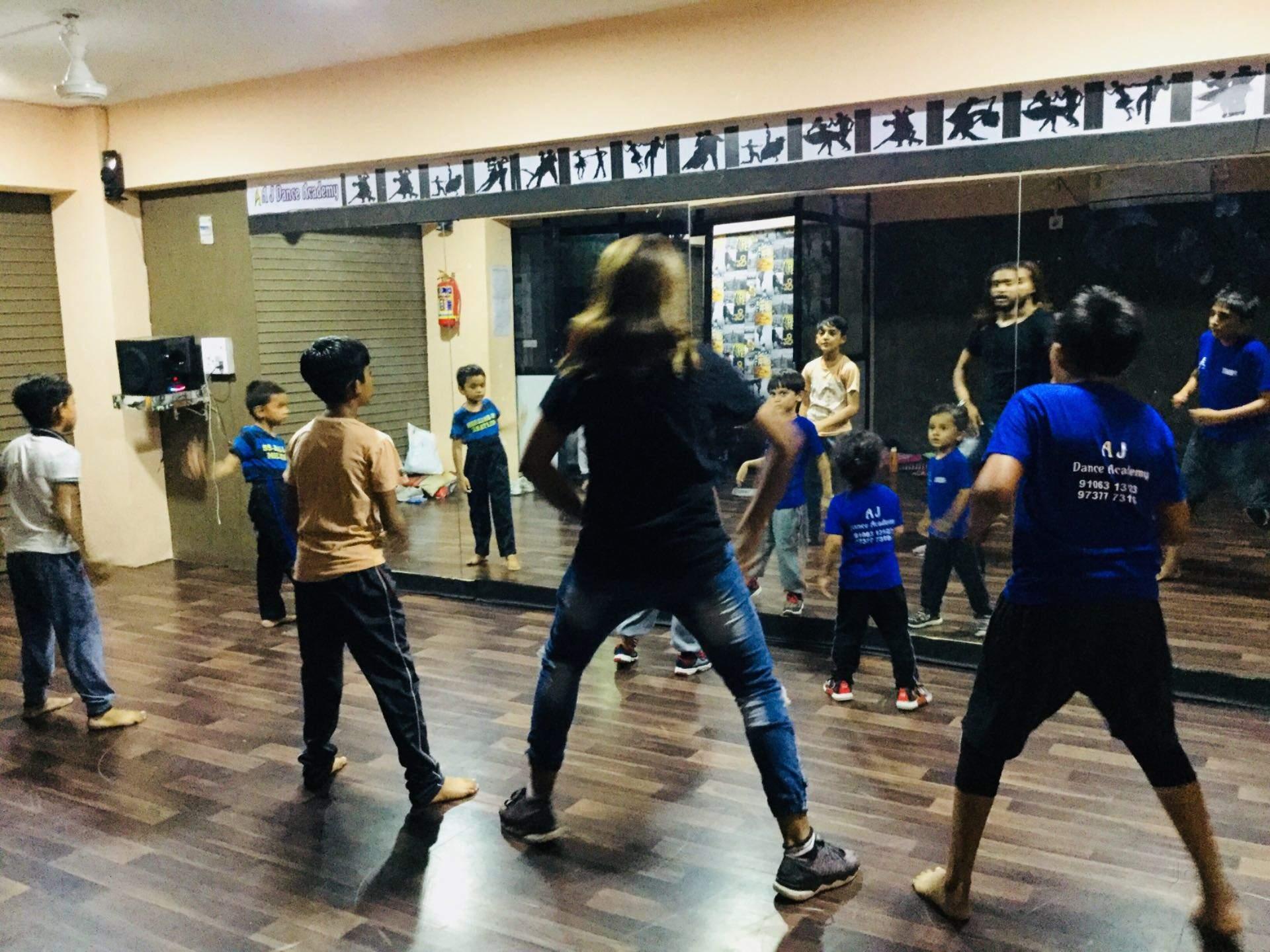 Aj Dance Academy Singarva