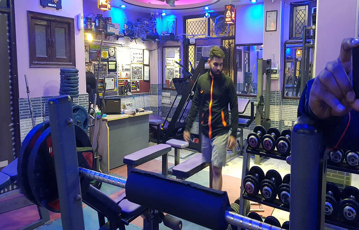 X Zone Gym Krishna Nagar