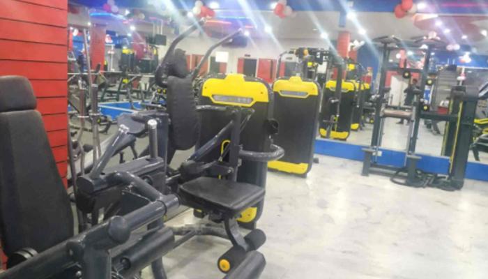 Lambas Fitness First Vaishali Nagar