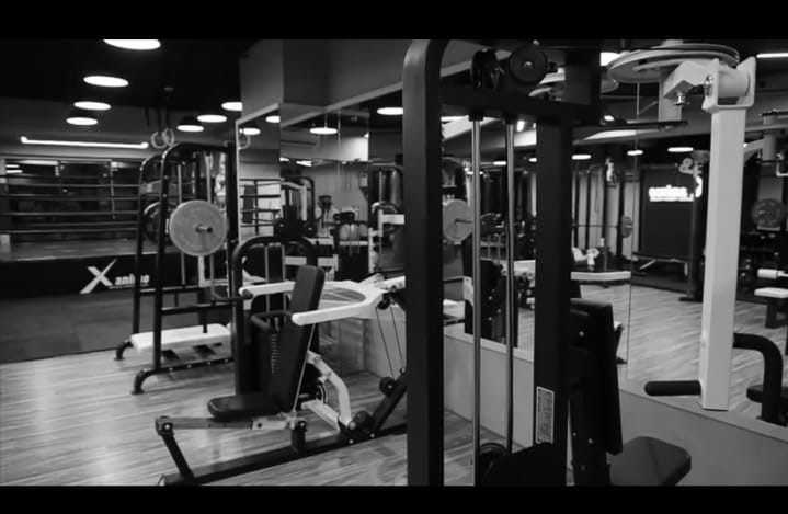 X ANIMO Fitness Andheri West