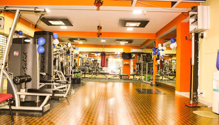 One Square Fitness Nagarbhavi