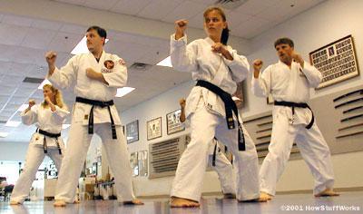 Karate Asia Preet Vihar