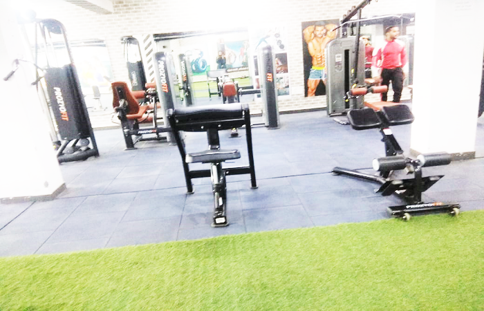 Steppers Gym Sector 49 Noida
