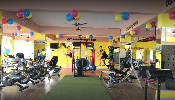 Mettle Fitness Studio Rampally