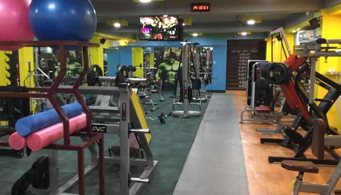 New Workout Gym Sector 14 Faridabad