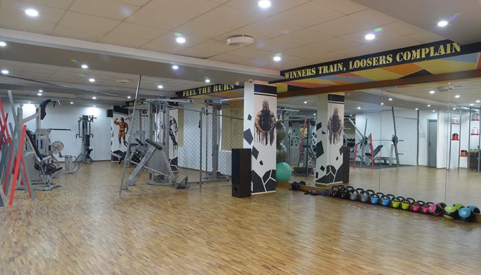 Square Ball Fitness Arena Beml Layout Raja Rajeshwari Nagar