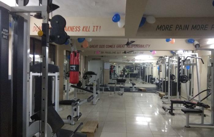 B 4 Body Fitness Gym Nikol