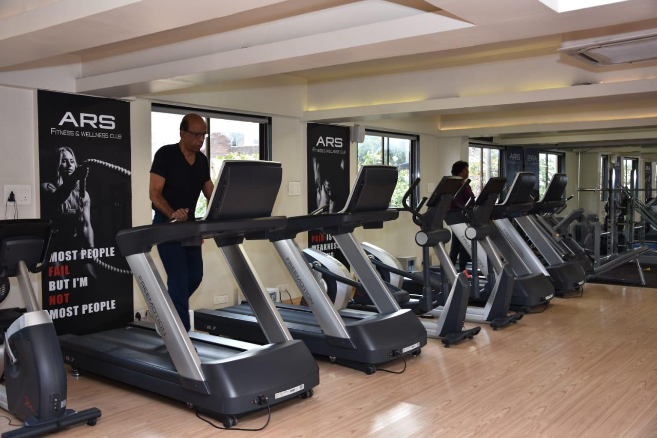 ARS Fitness And Wellness Club Wanwadi