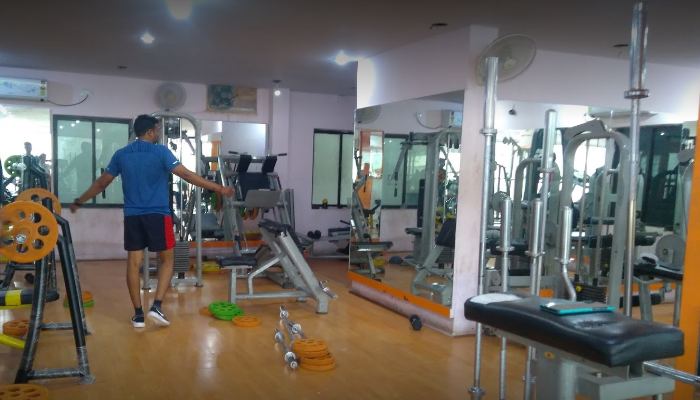 Anytime Fitness Basheerbagh