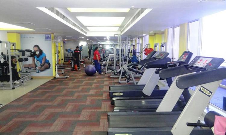 Posh The Gym Sector 10a Gurgaon