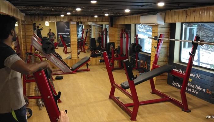Be Beast Gym Lower Parel