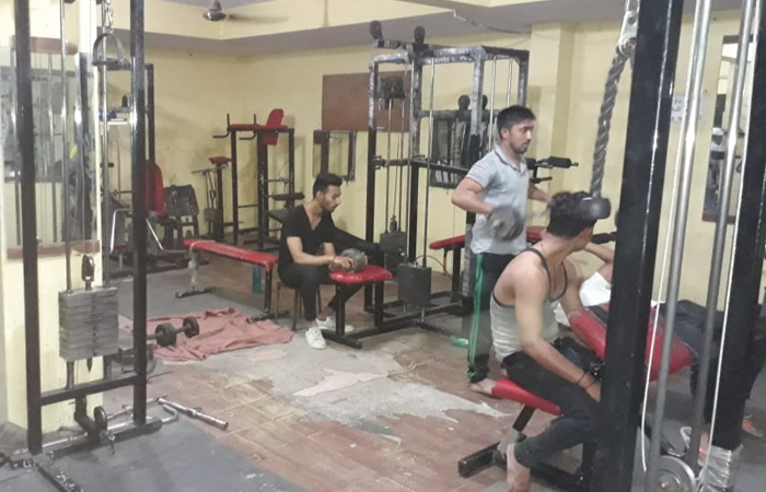 Khushbu Hard Core Gym Narol