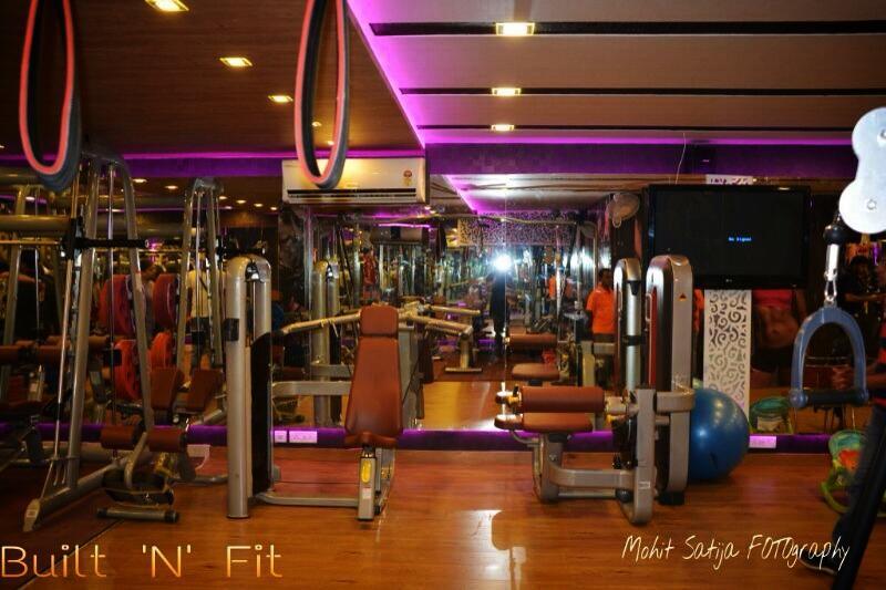 Built N Fit Prashant Vihar