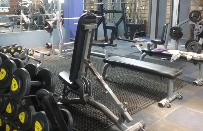 Club 9 (The Fitness Studio) Karkardooma
