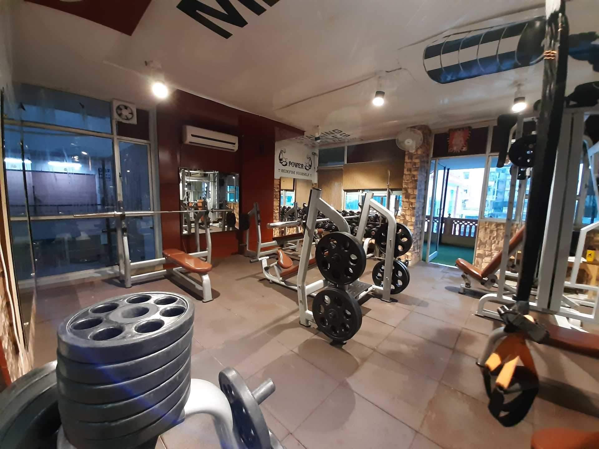 Scorpion Gym And Spa Murlipura